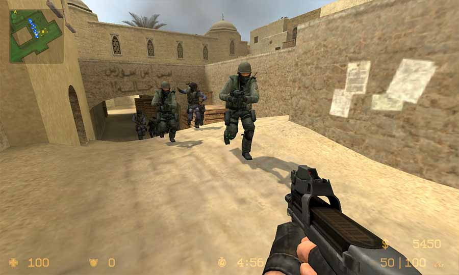 скачать counter strike 1 6 v 21 бесплатно